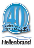 Hellenbrand - Celebrating 40 years of Service